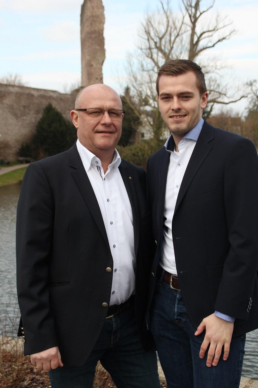Willi und Patrick