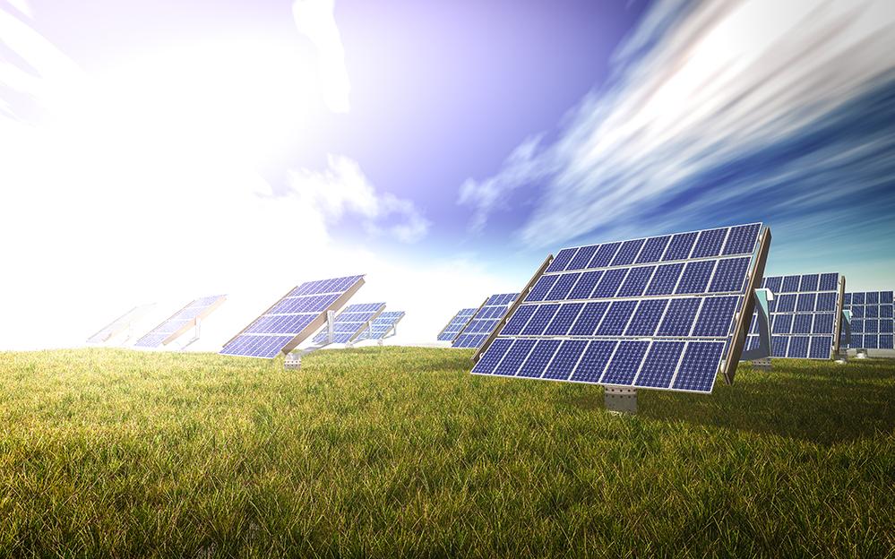 energiegewinnung durch eigenstrom wann lohnt sich eine solaranlage. Black Bedroom Furniture Sets. Home Design Ideas