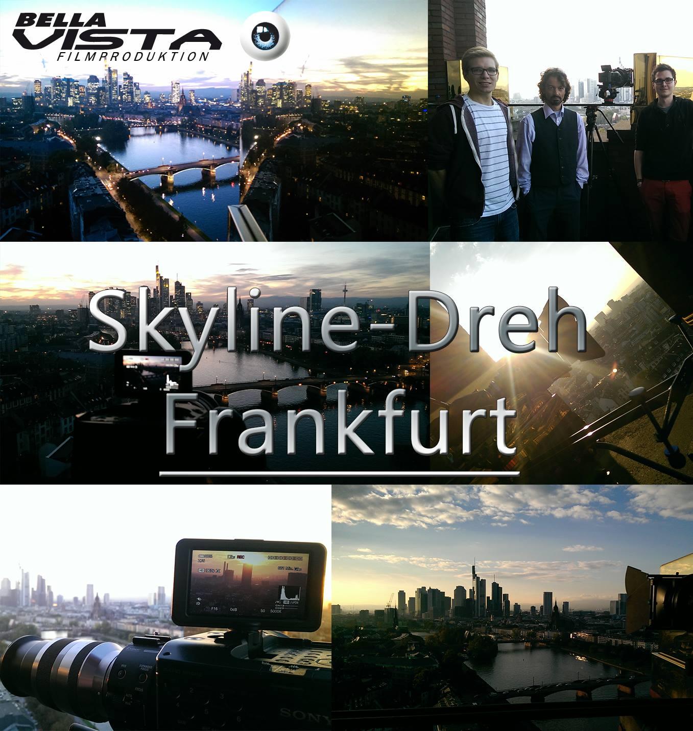 BellaVista Film beim Oktoberfest Frankfurt 2014