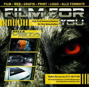 Grafik und Print - BellaVista Filmproduktion
