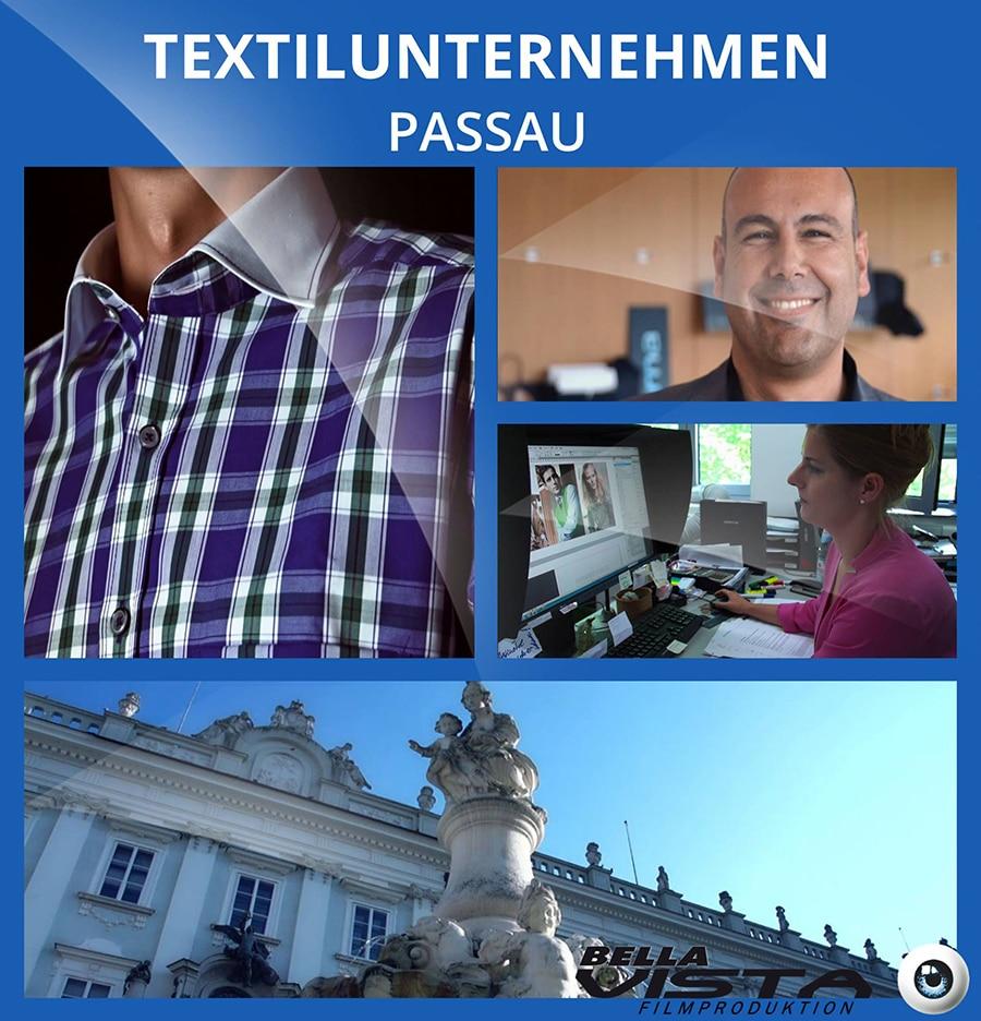 Textilunternehmens Passau