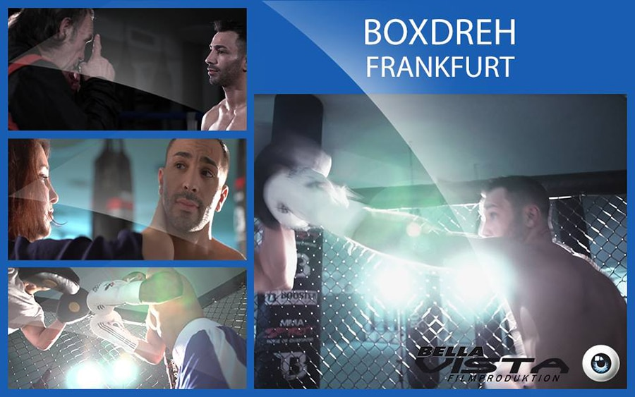 Boxdreh in Frankfurt