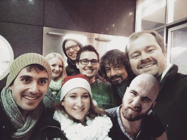 Weihnachtsfeier BellaVista Film
