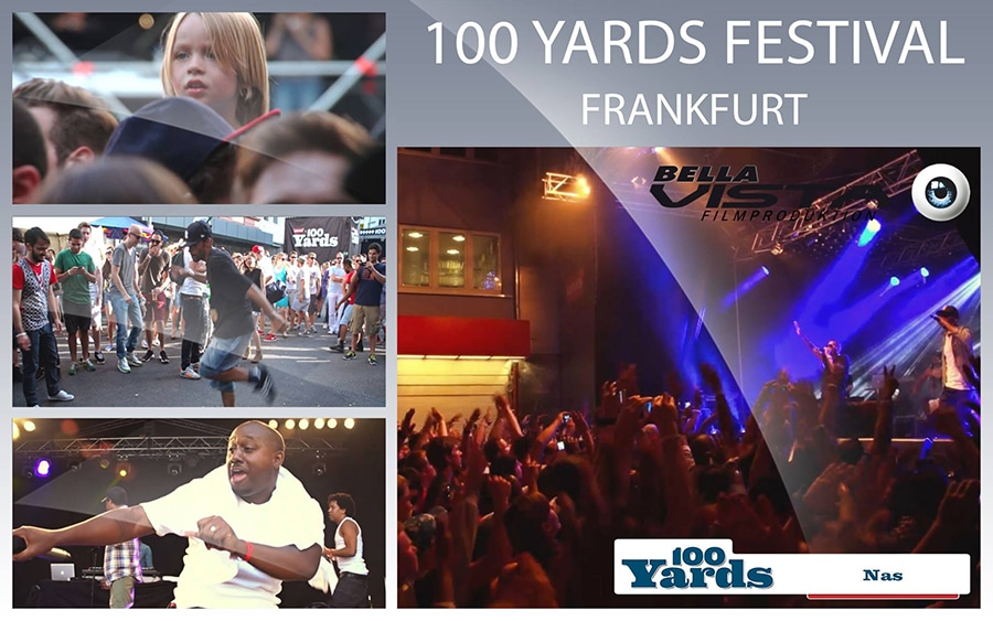 100 Yards Festival
